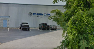 Local Business sued for not wearing masks