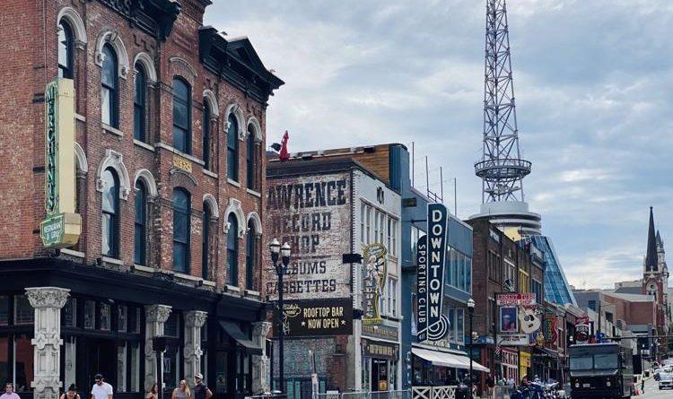 Nashville Shutdown