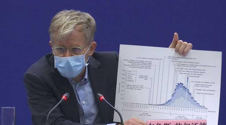 Bruce Aylward World Health Organization