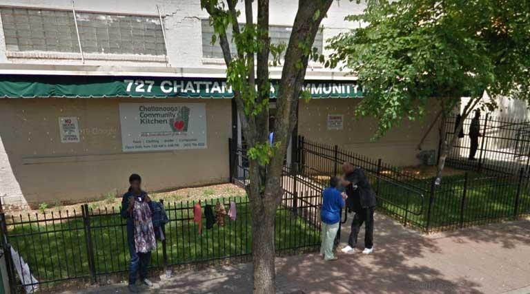 Chattanooga Community Kitchen, 727 E 11th St, Chattanooga, TN