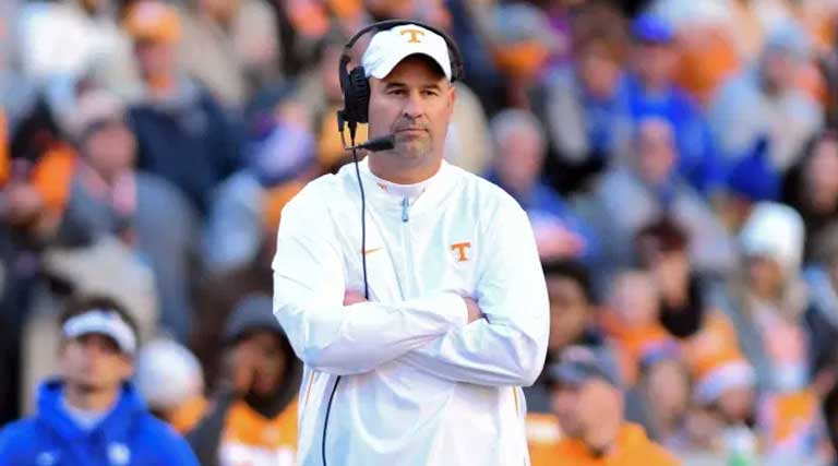 Jeremy Pruitt_UT_Tennessee_Football