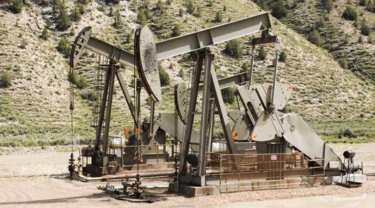 Oil Pump Jack_Northern Utah