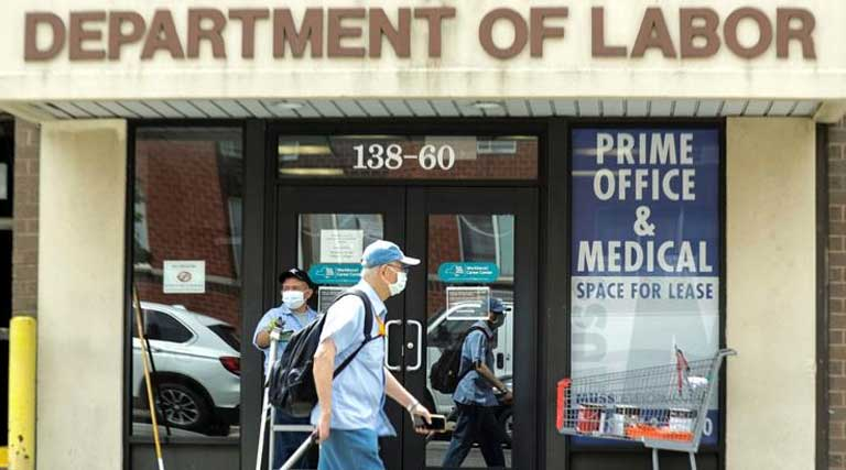 Pedestrians_2020_New_York_Department of labor_Queens