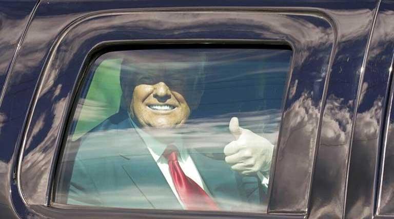 Donald Trump_Motorcade_Mar-a-Lago_Florida