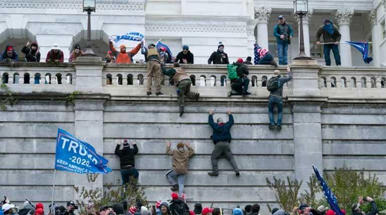 Protestors_U.S. Capitol_January 6 2021_Washington D.C.