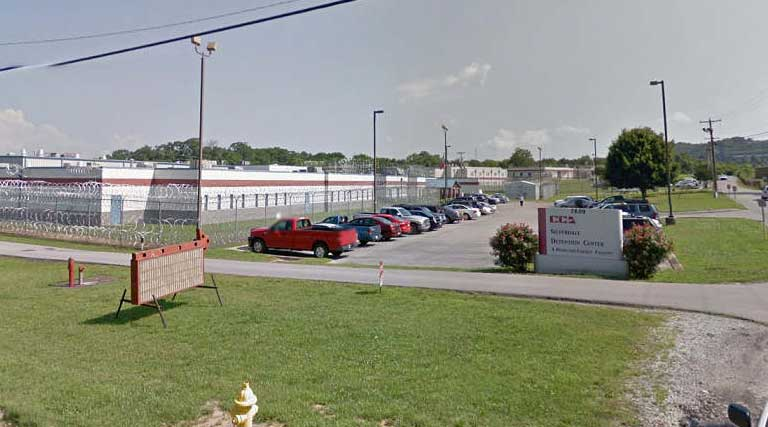 Silverdale Detention Center In Hamilton County, Tennessee
