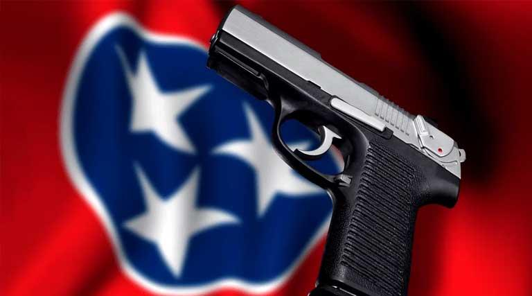 Tennessee Flag_Gun Laws