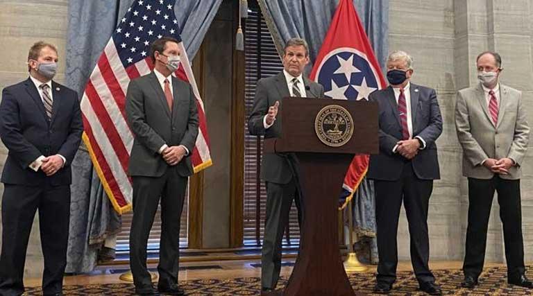 Tennessee_Governor Lee_Nashville_Education