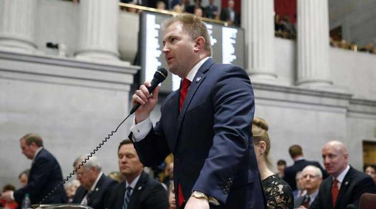 Tennessee Representative William Lamberth Portland Republican
