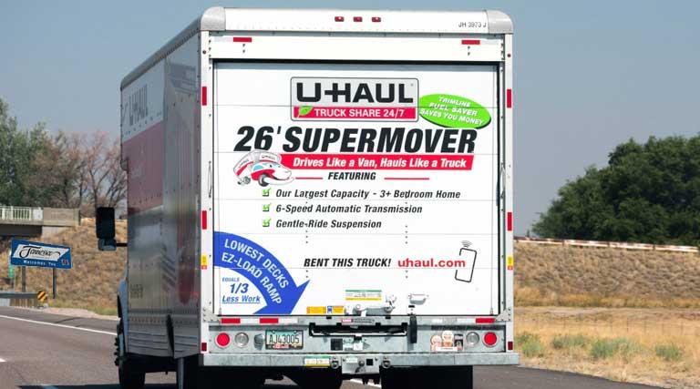 Uhaul Truck_Tennessee