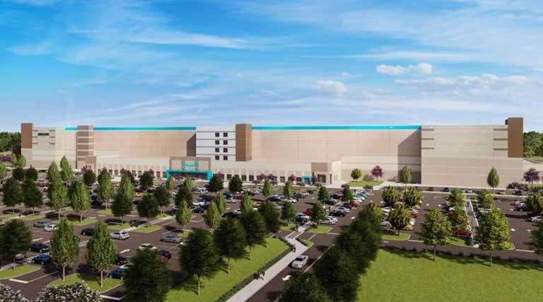 Amazon Fulfillment Center_Alcoa_Tennessee