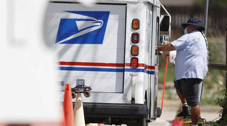 USPS_Delivery Van_Truck_Postal Instructor_New Hire_Driver