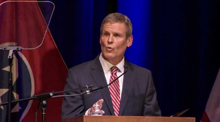 Governor Bill Lee_Tennessee_State of the State 2021