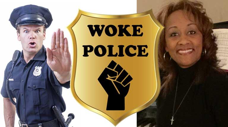 East Ridge Middle School Principal_Christy Drake_Woke Police
