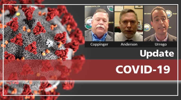 Hamilton County COVID-19 Update_Tennessee_Jim Coppinger_Fernando Urrego_Mark Anderson
