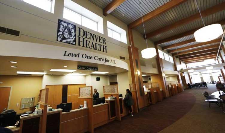 Denver Health Medical Center's primary care clinic