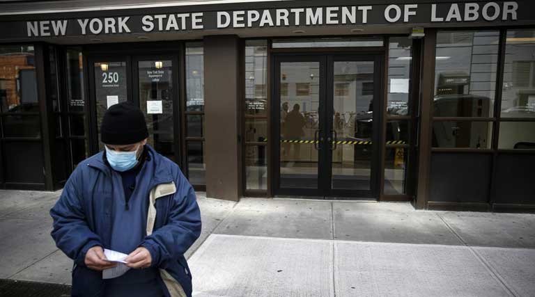 New York State_Department of Labor_Unemployment