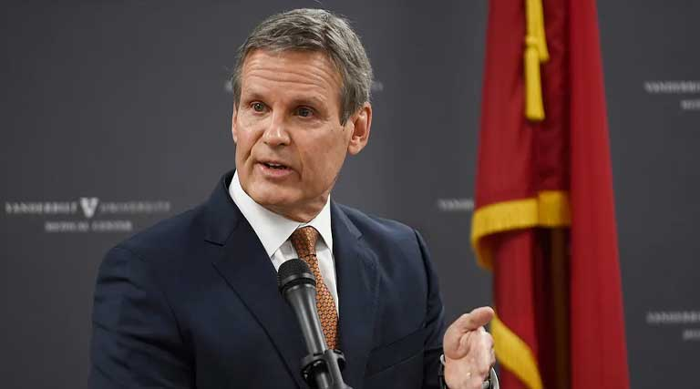 Tennessee_Governor Bill Lee