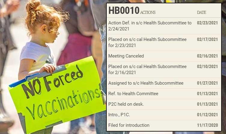 Tennessee_Vaccine Exemption Bill_Amendment