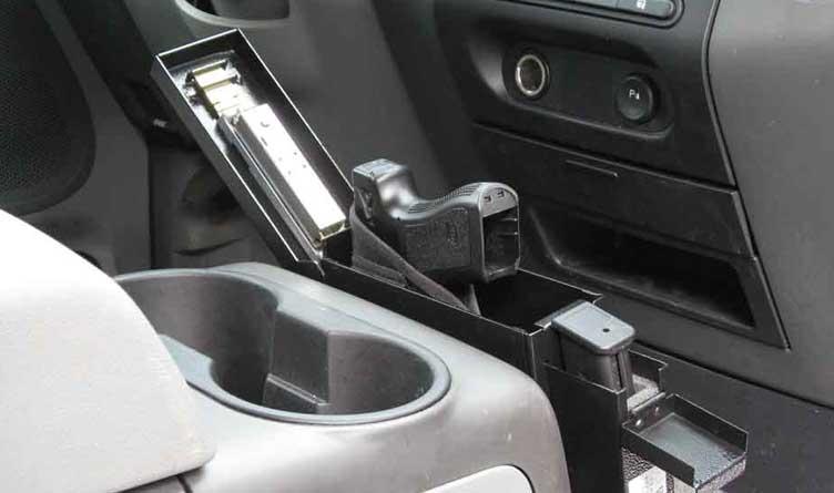 Gun In Vehicle_Arizona_Unloading Rule