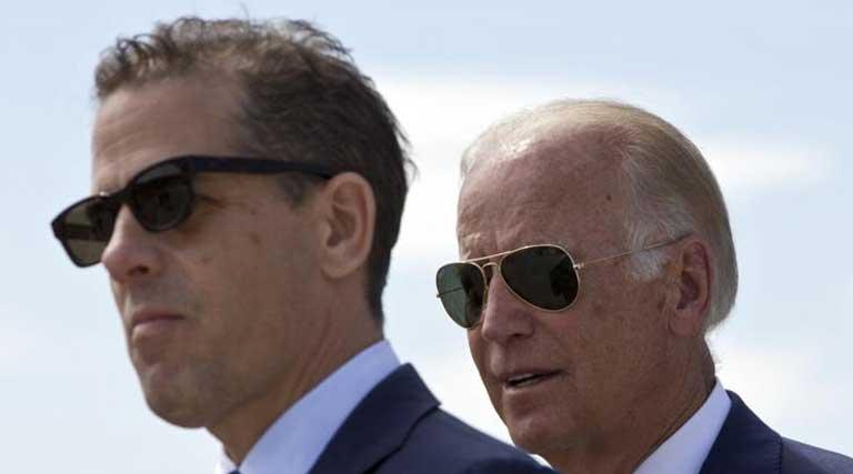 Joe Biden & Hunter Biden