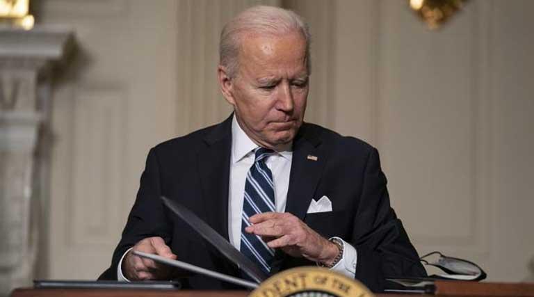 Joe Biden_Executive Orders_Climate Change_State Dining Room_White House_Washington D.C.