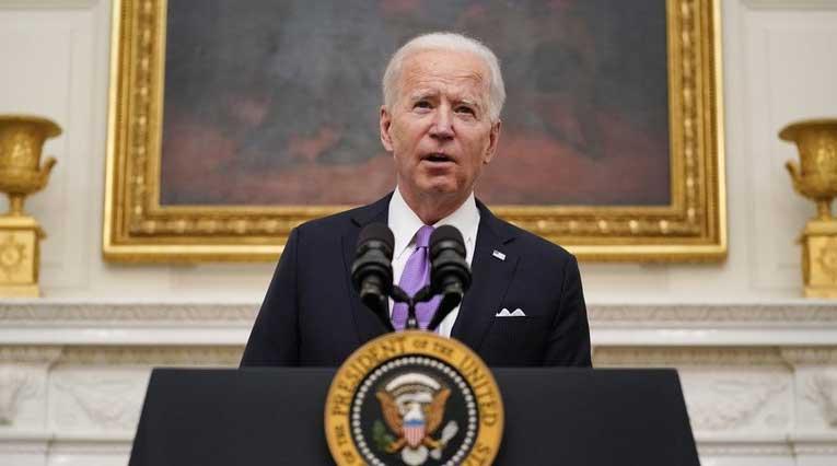 President Joe Biden_Coronavirus_White House_Jan 21 2021_Washington D.C.
