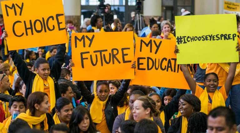 School Choice - My Choice My Future My Education