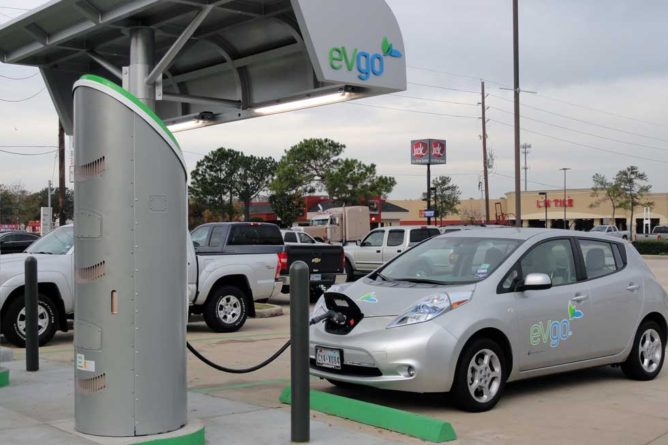 Tennessee_Electric Car_Charging Station