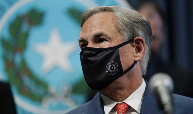 Texas Governor Greg Abbott COVID-19 Austin