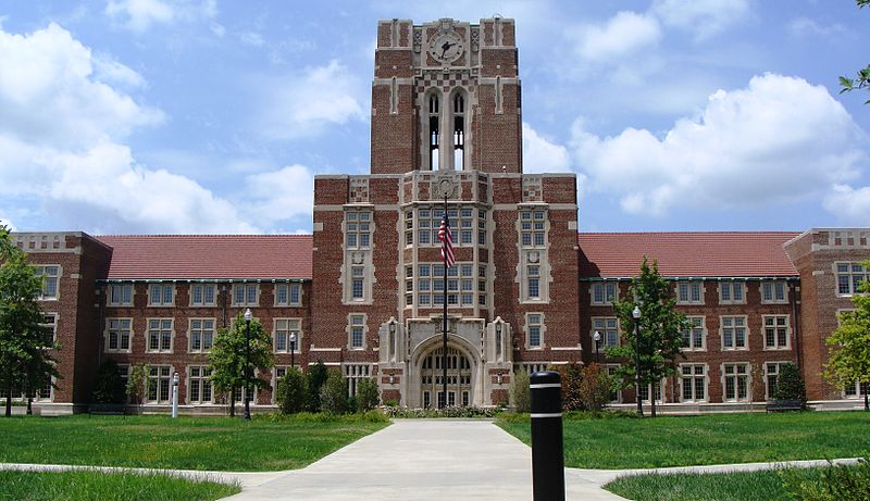 Ayres Hall - University of Tennessee at Knoxville