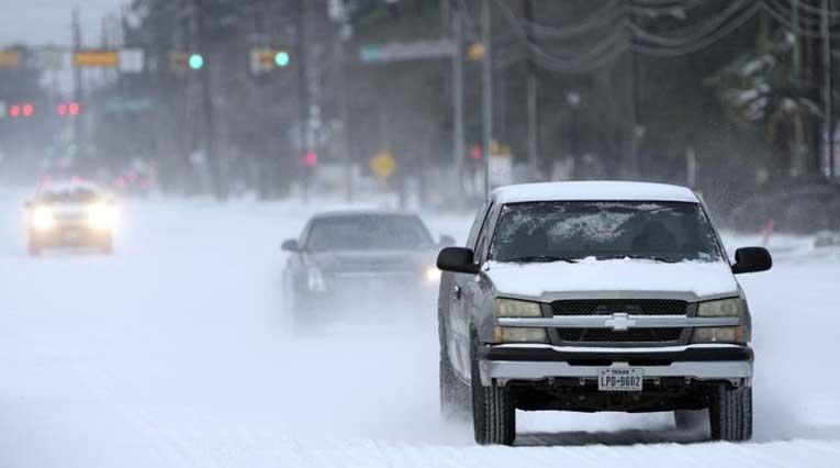 Texas_Winter Storm_Snow & Sleet_2021