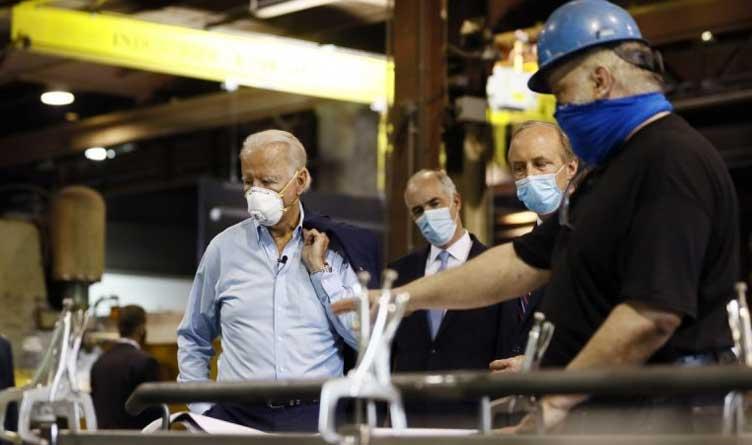Joe Biden_Bob Casey_McGregor Industries_Dunmore_Pennsylvania