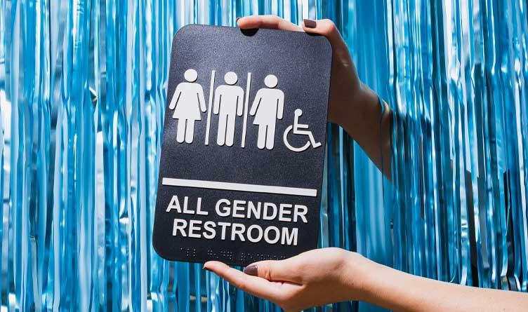 All Gender Restroom Sign_Tennessee