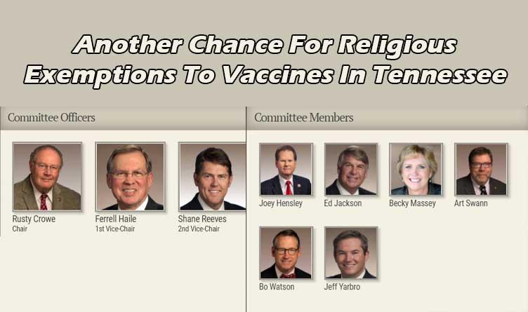Tennessee Senate Health Welfare Committee