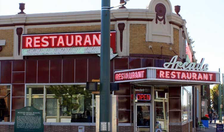 Arcade Restaurant - Memphis, TN