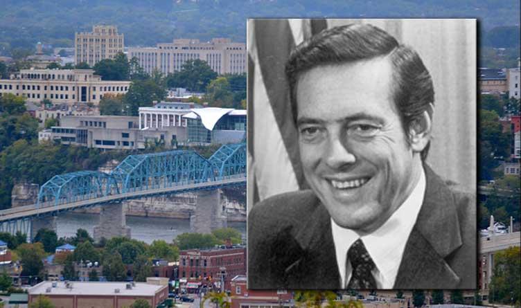 Former Senator Bill Brock Of Chattanooga Passed Away On Thursday