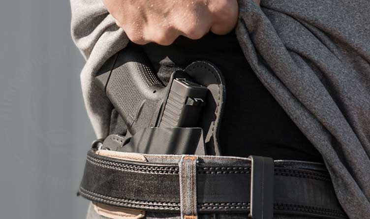 Carrying handgun without permit approved Tennessee Senate