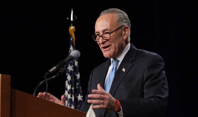 Chuck Schumer_Congressional Democrats_State Tax Policy