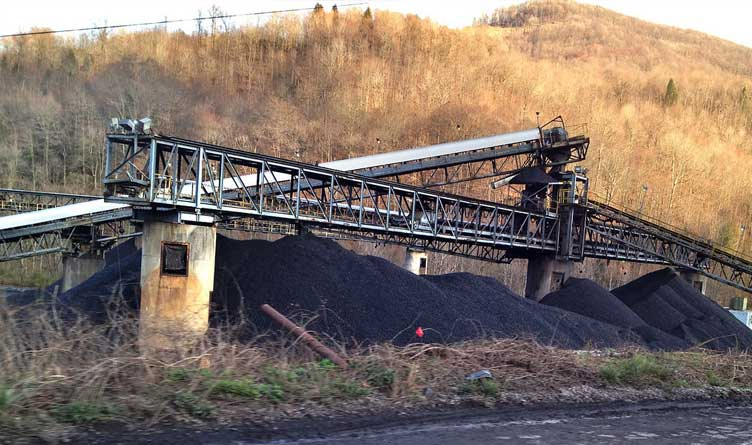 Coal Pile_Baldwin Plant_Anderson County_Tennessee