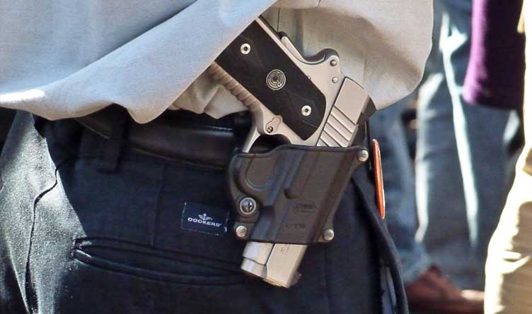 Governor Bill Lee Wants Constitutional Carry Bill For Safer Tennessee