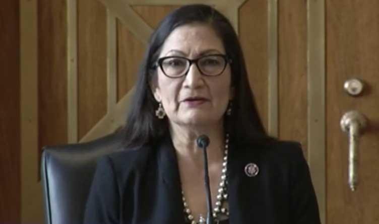 Senate confirms Deb Haaland New Mexico Interior secretary