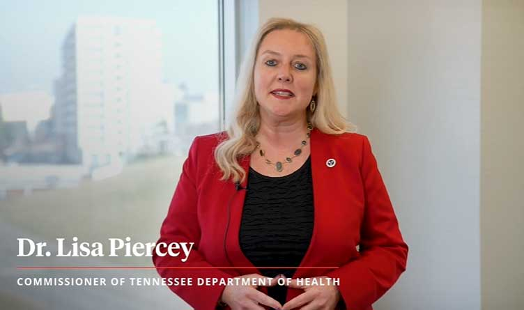 Tennessee Health Commissioner Is 'Fairly Certain' Covid Will Get Worse
