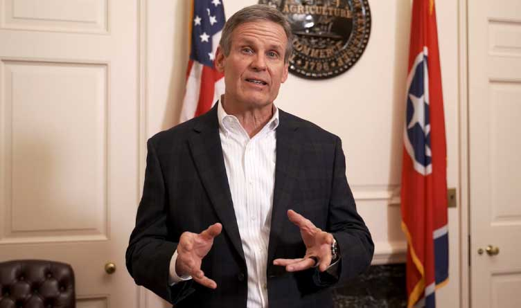 Tennessee Governor Bill Lee_TRansparency in Foreign Investment Act