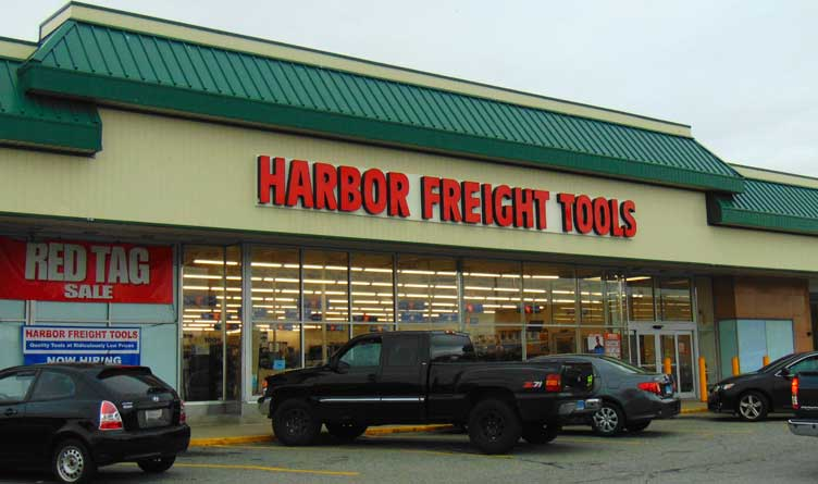 Harbor Freight Tools Building