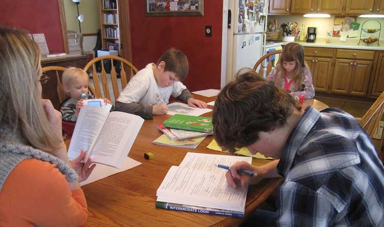 Home-Schooling More Than Doubled In 2020, Higher In Some Regions