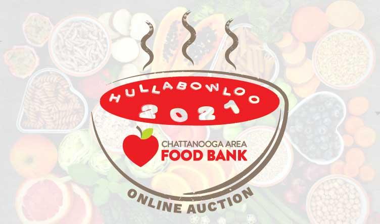 Chattanooga HullaBOWLoo Food Bank Auction