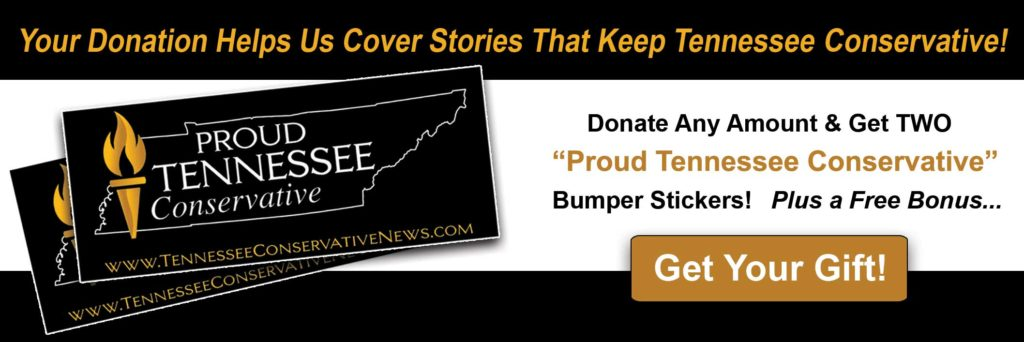 Keep Tennessee Conservative - The Tennessee Conservative -Donate