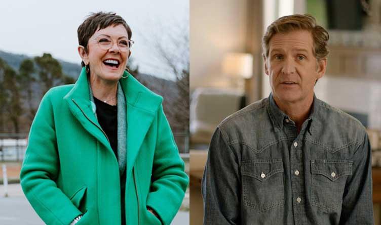 Kim White_Tim Kelly_Chattanooga Mayor Candidates_Runoff Election