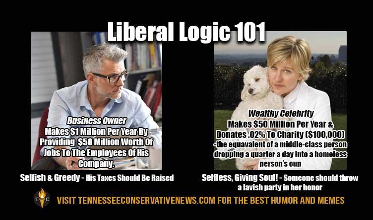 Liberal Logic 101_Business Owners_Meme